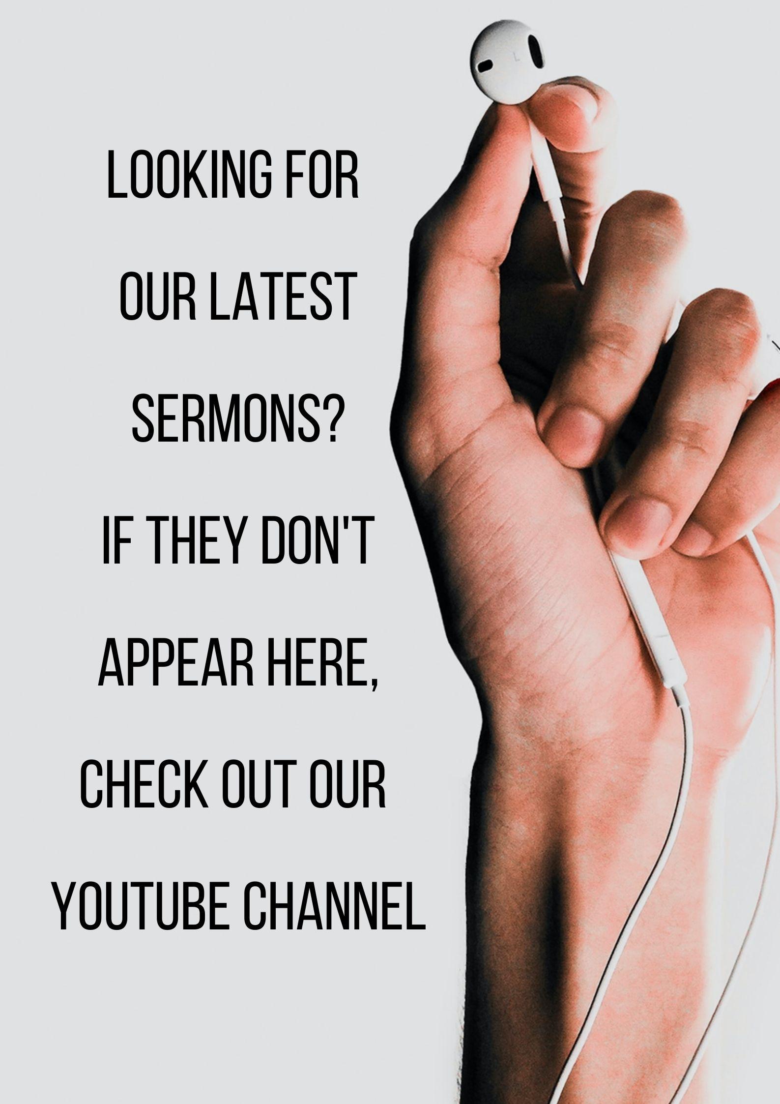 Sermon link